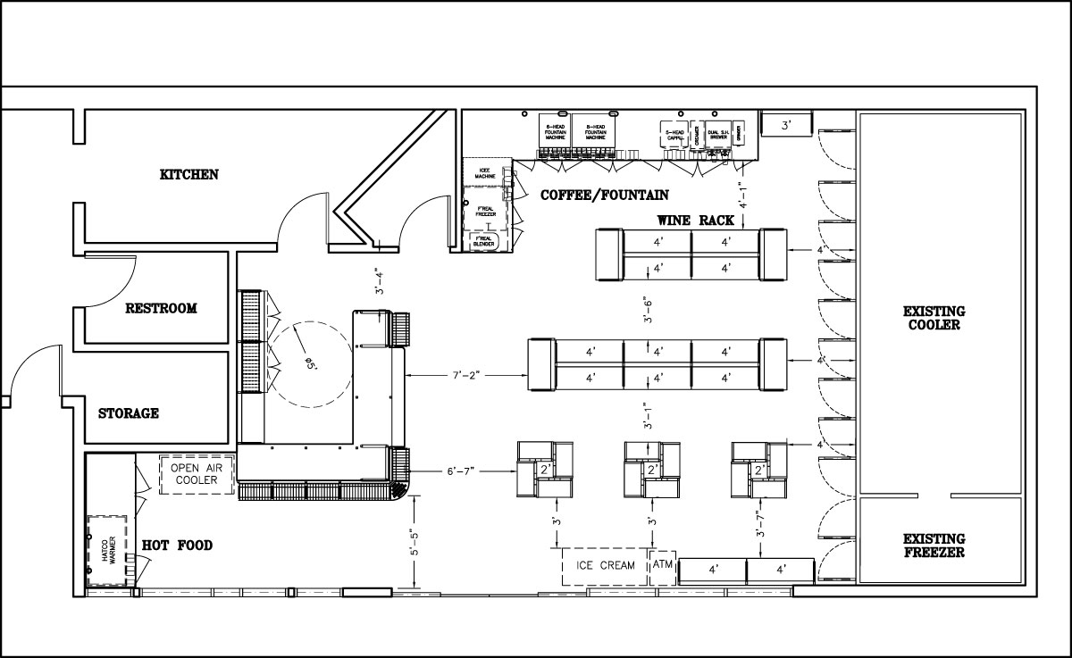 500 1000 Sqft Layouts Shopco U S A Inc