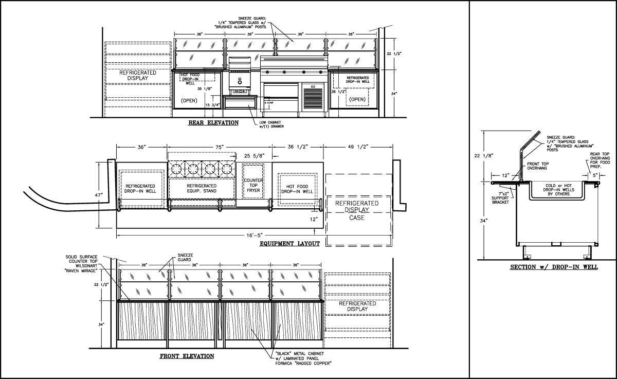 Standard Kitchen Cabinet Dimensions Us