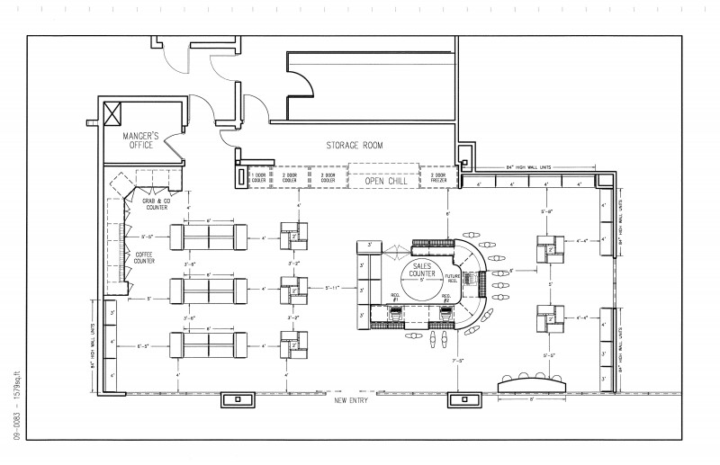 store layout design Store Design Services