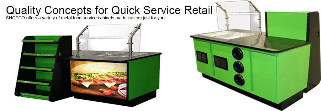 Metal-Food-Service-Counter