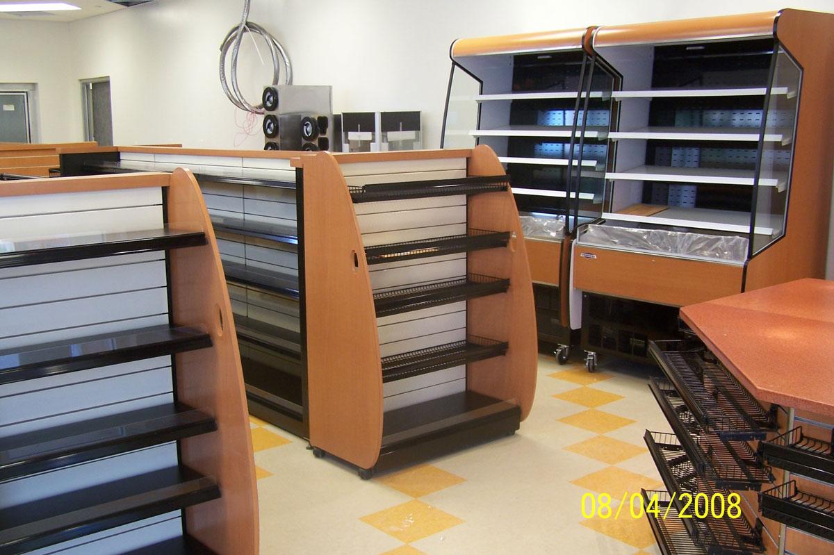 Gondola Shelving Shopco U S A Inc