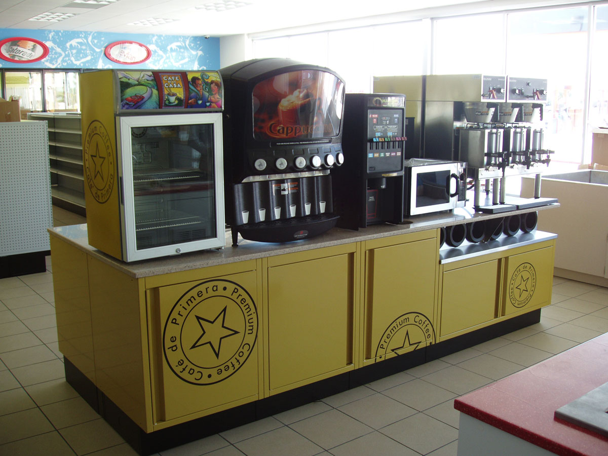 Metal Cabinets For Retail Shopco U S A Inc